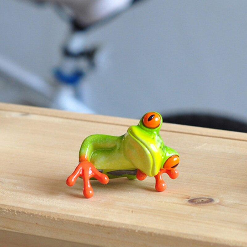 Home Decoration Frog Figures 5