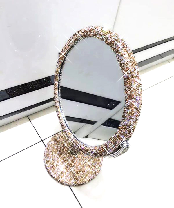 mesa espelhos espelho cosméticos para casa presente