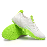 YOUQIJIA New Brand Street Style Casual Shoes Summer Ultralight Men Shoes Footwear Men Sneakers Shoes Mens Plus Size 39 45