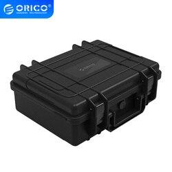 ORICO 20 bay 3,5 zoll Festplatte Schutz Fall Wasser-proof + Shock-proof + Staub-beweis funktion Sicherheit Schloss und Snap Design