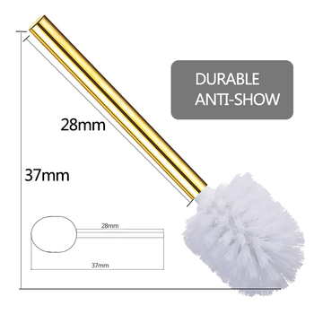 щетка для унитаза Escobilla Wc Gold Toilet Brush ершик  туалета escobilla wc