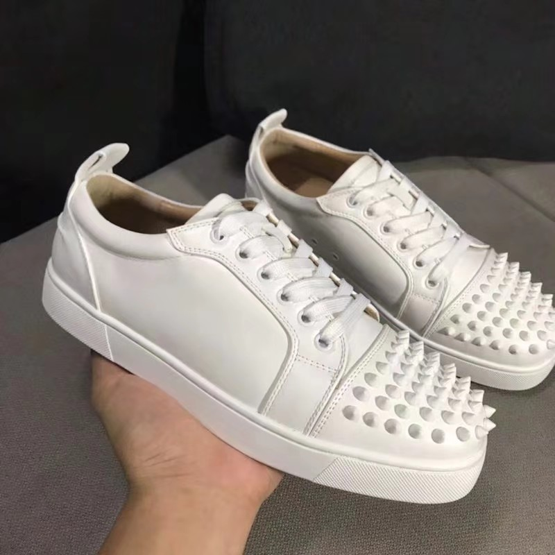 Low Top Loafers Men Brand Designer