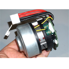 Used 100000rpm 5862 DC21.6V 350W 3-Phase Brushless turbine fan air blower For High end rechargeable vacuum cleaner