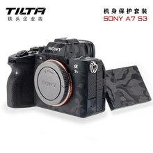 Tilta A7S3 Aangepaste Beschermende Film Screen Gehard Film En Lichaam Beschermende Film Set Voor Sony A7s Iii
