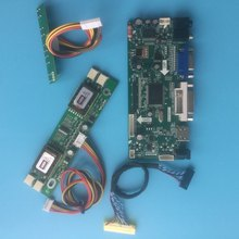 "Kit Voor M190PW01 V0 19 ""30pin Lvds 4 Lampen M. NT68676 Diys Creen Panel Vga Dvi 1440X900 Hdmi Driver Controller Board(China)"