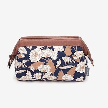 Women Travel Animal Flamingo Make Up Bags Girl Cosmetic Bag Makeup Beauty Wash Organizer Toiletry pouch Storage Kit Bath Case