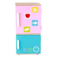 15Pcs Kids Role Play Fridge Toy Mini Refrigerator Playset Educational Home Appliance Toy Simulation House Furniture Fridge Toys