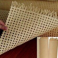 40 см ширина 90-175 см натуральный индонезийский коврик из ротанга ручная работа Плетеный тростниковый рулон мебели стул стол потолочный шкаф