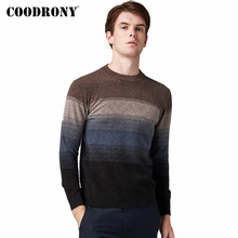 COODRONY Brand Pure Merino Wool Sweater Men Fashion O-Neck Pull Homme Autumn Winter Thick Warm Soft Cashmere Pullover Men 93020 coodrony brand pure merino wool sweater men autumn winter thick warm soft cashmere pullover men fashion o neck pull homme 93021