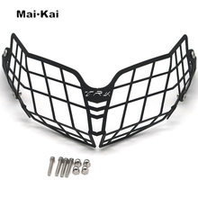 MAIKAI For BENELLI TRK502 TRK 502 2017-2018 Motorcycle Modification Headlight Grille Guard Cover Protector