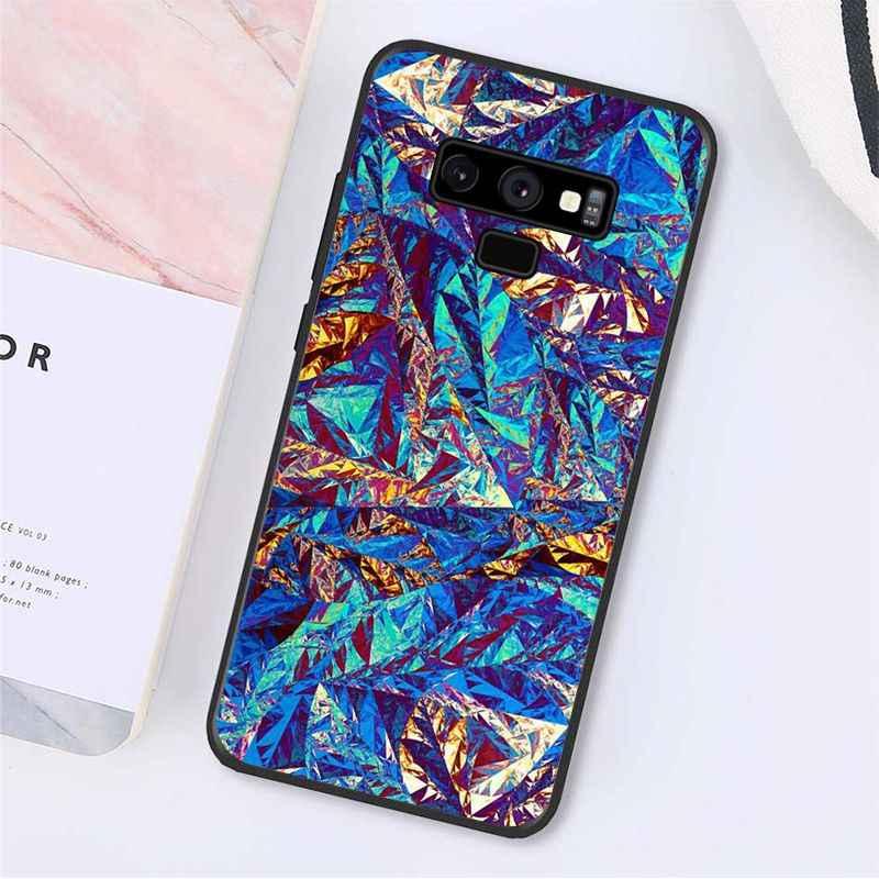 Yinuoda קריסטל יהלומים אסתטי אמנות פסטל טלפון מקרה לסמסונג גלקסי Note7 8 9 5 10 פרו A50 J5 J6 ראש J7