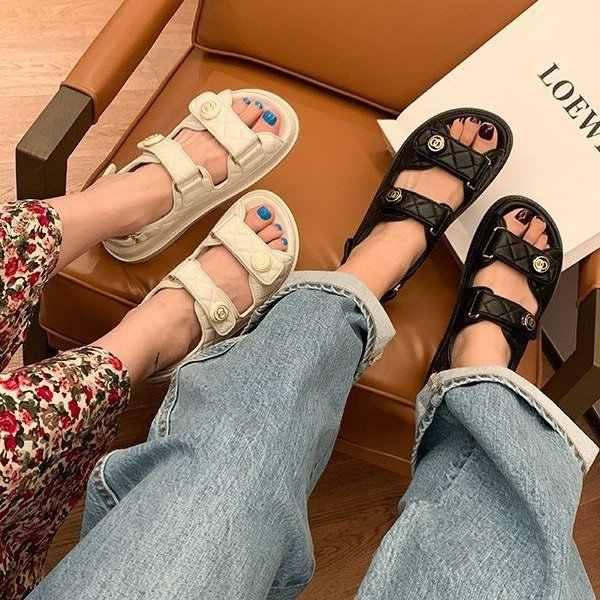 Bonjean/Роскошная Брендовая обувь; Шлепанцы; Летние женские сандалии из натуральной кожи на плоской подошве; Повседневные шлепанцы; Женские вьетнамки