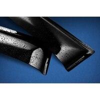 Fenster deflektor (patch Scotch Band 3 m). Nissan Terrano III 2014-CrO