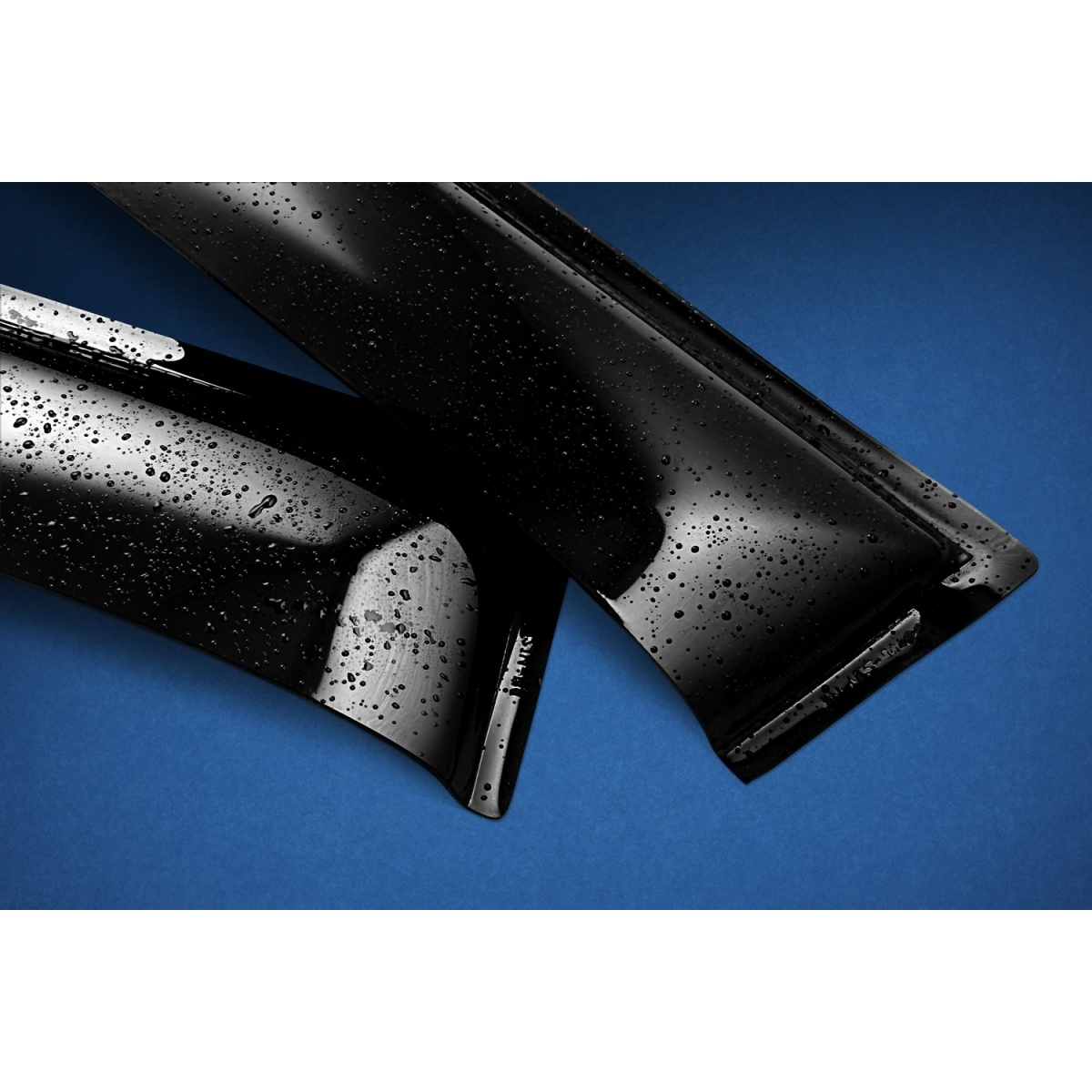 Window deflector (patch Scotch Tape 3 m). Ssangyong Kyron 2005 2015 I Awnings & Shelters     - title=