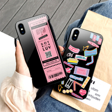 BTS Phone Case for iphone 6 6S