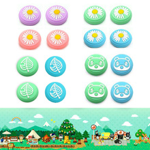 Animal Crossing Cat Paw Cute Pad Thumb Stick Grip Cap Joystick Cover For Nintend Switch Lite Joy Con Controller Thumbstick Case