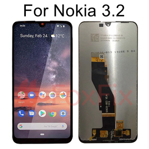 Image 4 - Original LCD For Nokia 2.2 3.2 4.2 Lcd Display Touch Screen Digitizer for Nokia 4.2 Display TA 1154 TA 1156 TA 1159 TA 1164