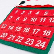 Felt Advent Countdown Calendar filler with small pockets