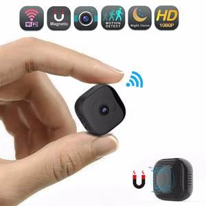 HD 1080P wifi mini camera Infrared Night Version Micro Camera DVR Remote Control Motion Sensor Cam Video recorder pk sq11 sq13