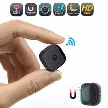 HD 1080P wifi mini kamera podczerwieni wersja nocna mikro kamera DVR pilot czujnik ruchu rejestrator wideo Secret Cam