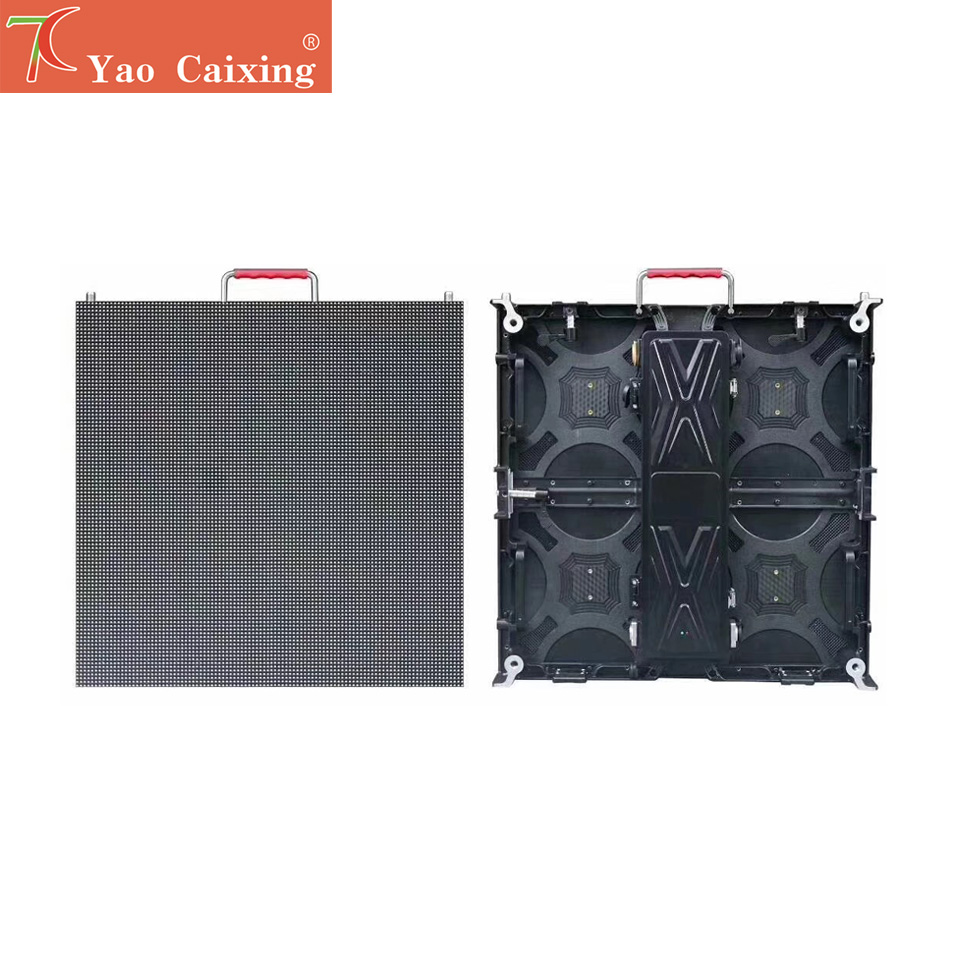 P2.976 Outdoor 500x500mm Best Quality Pantalla Led Dot Matrix Stage Display Screen