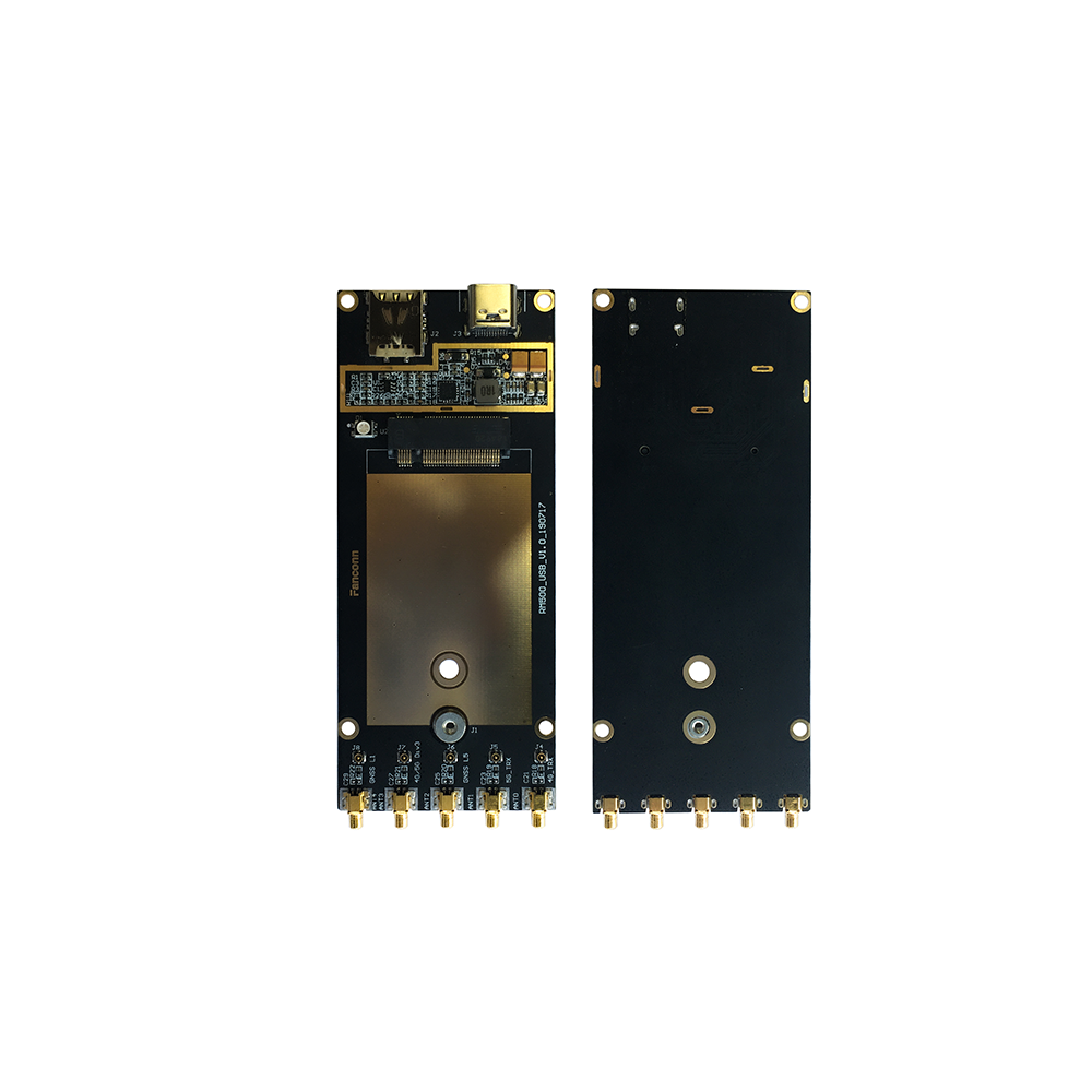 RM500Q 5G Module SUB-6GHz 5G To Type-C USB 3.0 M.2 To USB Adapter Board Industrial Grade 5G USB Dongle Internet Module Terminal