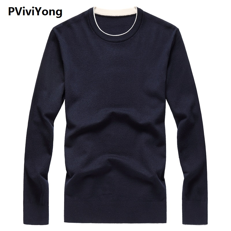 PVIVIYONG 2019 New Arrival Autumn High Quality Sweater Men,men's Casual Pullovers 9882