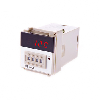 цена на Chinese Factory Ah3-3 Intelligent Control 24 Vdc Timer Relay