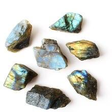 30g-100g labradorite pedra preciosa freeform pingente minerais áspero presente reiki cristal cura