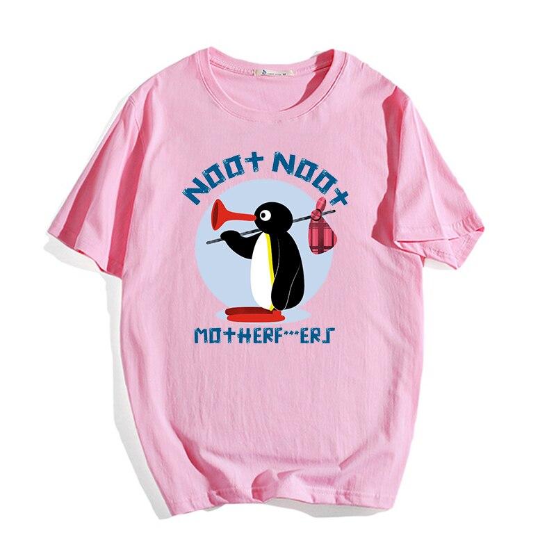 Женская футболка Noot Harajuku Ullzang, футболка большого размера для девочек, модные летние черные, розовые милые повседневные топы, женская одежда