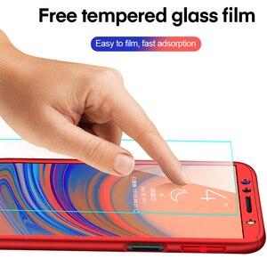 360 Shockproot полное покрытие чехол s для samsung Galaxy A10S A20S A10 A20 A30 A40 A50 A6 A70 360 чехол A6 A8 A7 J4 J6 J8 2018 крышка