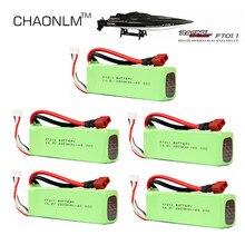 4S 14.8 v 2800 mah bateria lipo para ft010 ft011 rc barco helicóptero aviões carro quadcopter peças de reposição 14.8 v bateria 803496