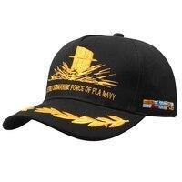 High Quality Unisex Ship Sailor Submarine Baseball Caps Cotton Embroidered Hats Gift Navy Souvenir Caps