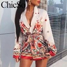 花長袖白炎女性エレガントな包帯ビジネスコートフェミニン秋冬セクシーな女性のコート MissyChilli