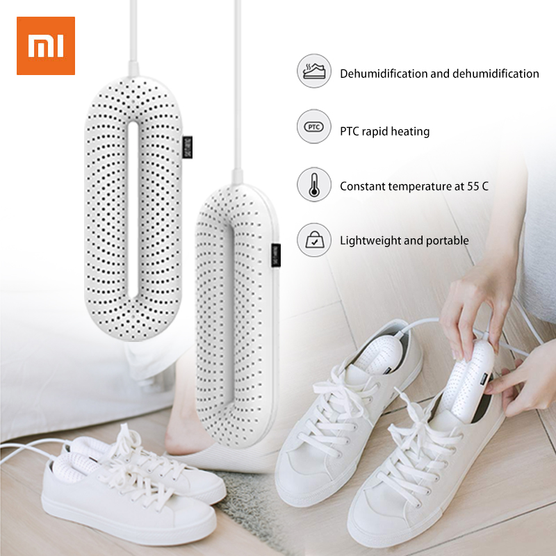 Xiaomi Sothing Zero One Shoe Dryer Portable Household Electric Sterilization Constant Temperature Drying Deodorization|Shoe Racks & Organizers| - AliExpress
