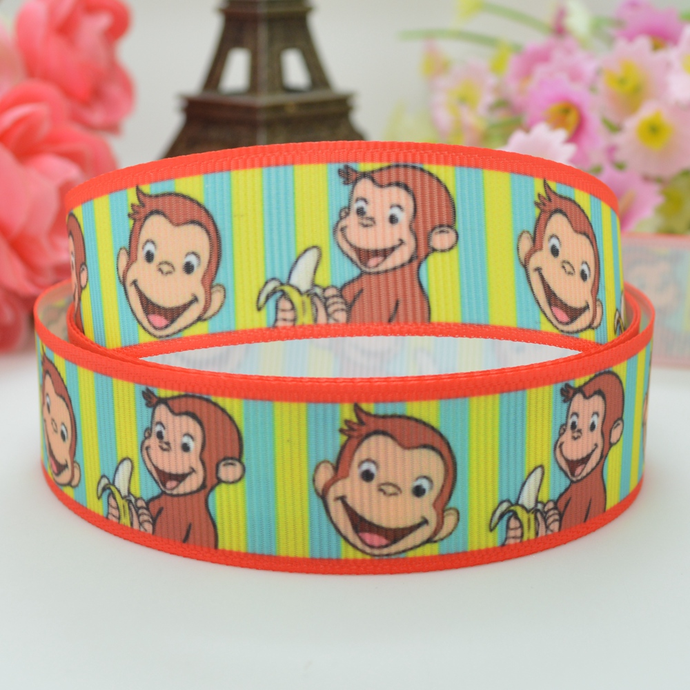 CHARACTER RIBBON CURIOUS GEORGE