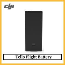 Oryginalna bateria lotnicza DJI Tello z 1100 mAh 3 8 V dla akcesoriów do akumulatorów DJI dron Tello w magazynie tanie tanio Cyfrowy baterii standard DJI Tello Flight Battery