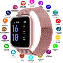 2019 N99 Heart Rate Monitor Smart watch Women Men Fitness Tracker Sport IP68 Waterproof Smartwatch for Android IOS apple PK P68
