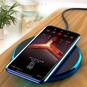 Image 5 - Voor & Achter Dubbele Kanten Gehard Glas Transparant Magneto Telefoon Case Voor Asus Rog Telefoon Ii 2/ZS660KL