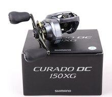 2018 NEW SHIMANO CURADO DC 150 150hg 150xg 151 151hg 151xg Low profile baitcast fishing reel
