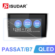 Car Multimedia Camera Auto-Radio CC Isudar No-2din 4g Android B7 Volkswagen/passat V72