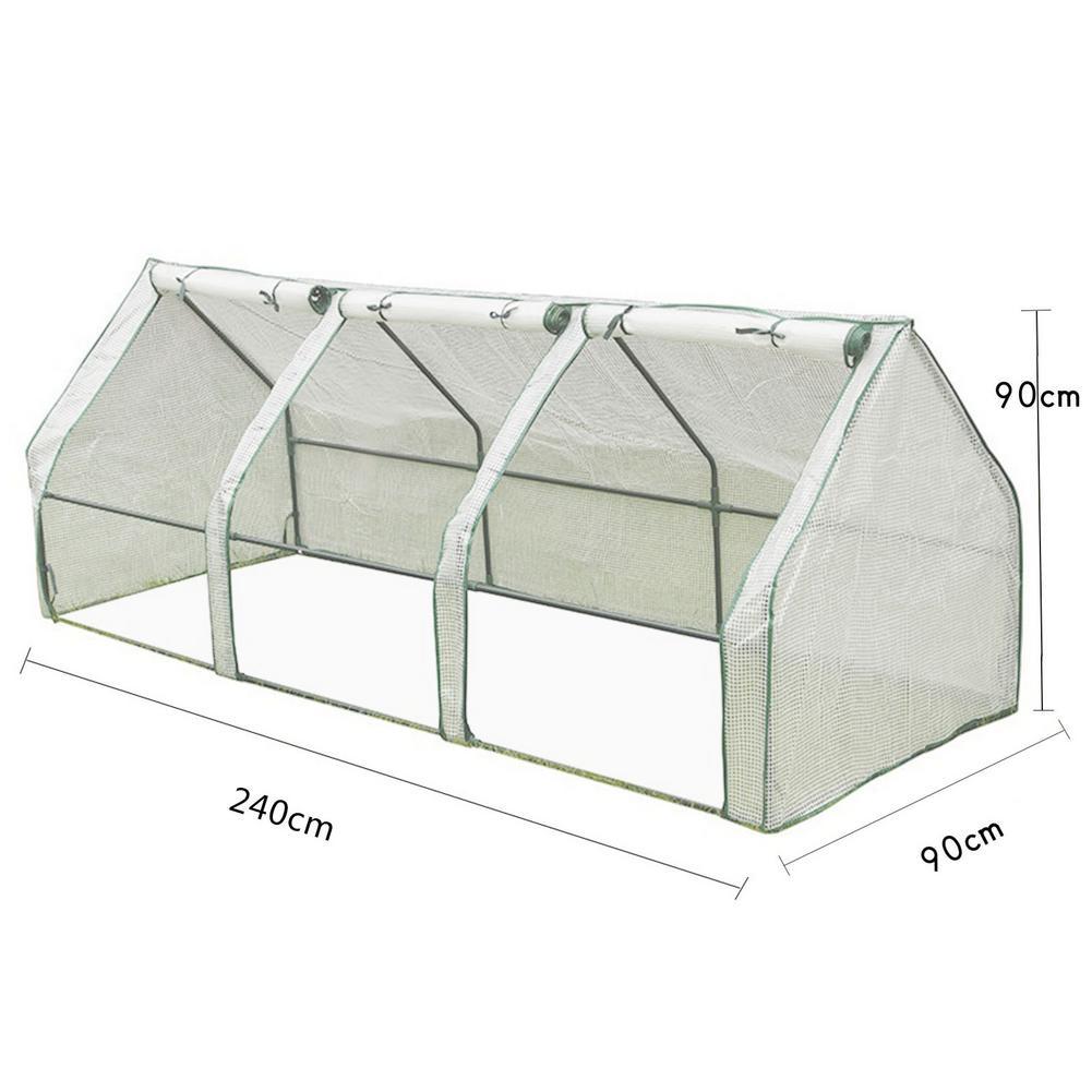 Теплица чехол портативный водонепроницаемый растения протектор простой маленький теплый цветок навес для балкона без кронштейна