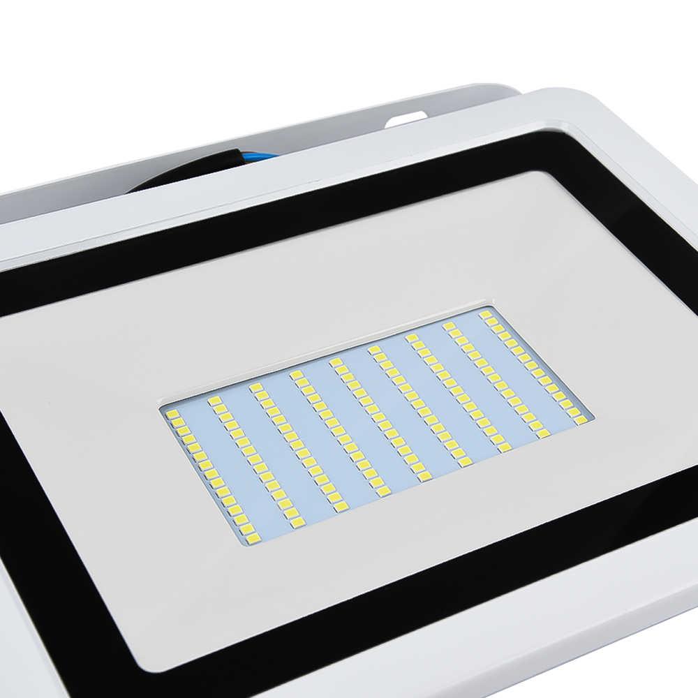 Volle Watt Led Flutlicht 10W 20W 30W 50W 100W Wasserdichte IP66 Outdoor LED Reflektor Licht garten Lampe AC 220V 230V 240V Scheinwerfer Straße Beleuchtung