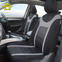 ユニバーサルカーシートカバー ncc フィットほとんどの車グレー自動車内装トヨタ、 Bmw のためフォードマツダ起亜 lada シュコダ