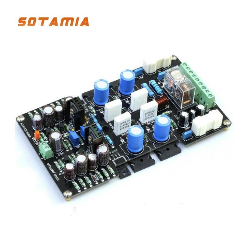 SOTAMIA KRELL KSA-50 amplificateur de puissance carte Audio HiFi classe A 50W Mono canal amplificateur de son haut-parleur ampli bricolage