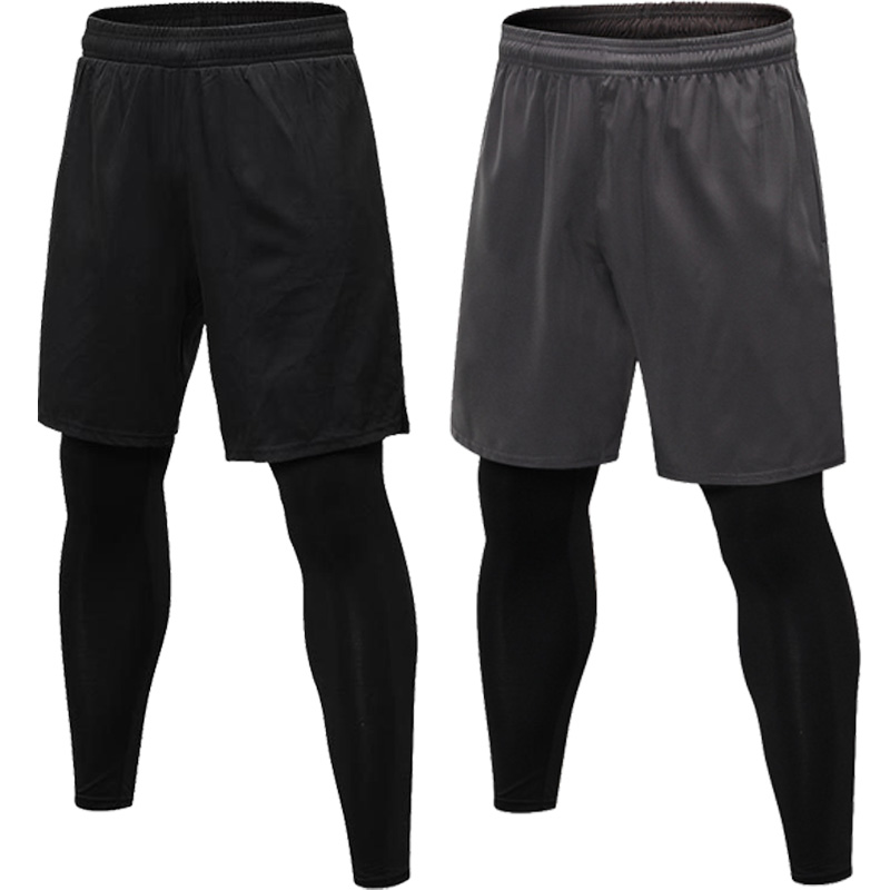 2Pcs-Tracksuit-Mens-Sports-Suits-Fitness-Gym-Clothing-Running-Sport-Wear-for-Men-Fake-Tight-Pants