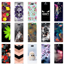 Back Cover For Sony Xperia 10 Plus Case Silicone TSoft PU Phone Cases for For Sony Xperia 10 Painted Cartoon Cute fundas coque anunob 6 5 cover for sony xperia 10 plus case silicone painted funda soft tpu phone case for sony 10plus back cover coque