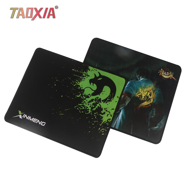1PCS Game Mouse Pad, Big Game Pad, Good Product Fabric, Smooth, Thin And Light, Electronic Competition