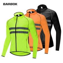 WOSAWE Ultra-Light Running Jacket Windproof & Waterproof Breathable Windbreaker Reflective Vest Wind Coat