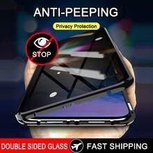 Магнитный чехол для Samsung Galaxy S20 S10 S9 S8 Plus Ultra A30 50 A70 A41 A51 A71 Note 20 10 9 8